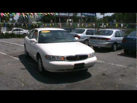 2003 Buick Century Vehicle Overview