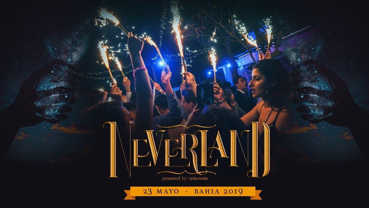 Neverland Show 23 Mayo Powered By Unievento