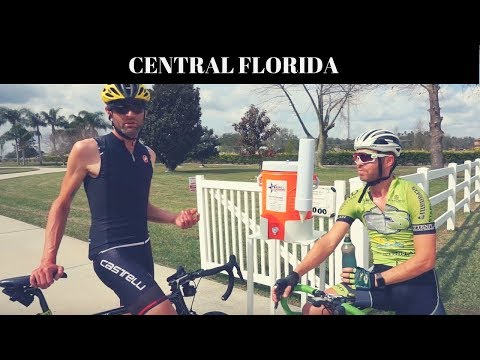 Worst Retirement Ever - Cycling in Central Florida and Sugarloaf Mountain KOM