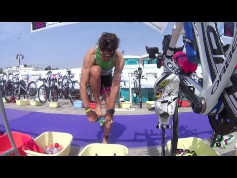 Campeonato de España de Triatlon Media Distacia Valencia 113 Carrera Elite Femenina