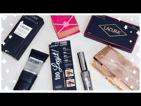 564a915fdb5 New* Aldi Lacura Makeup - Is It Worth Trying? - YouTube