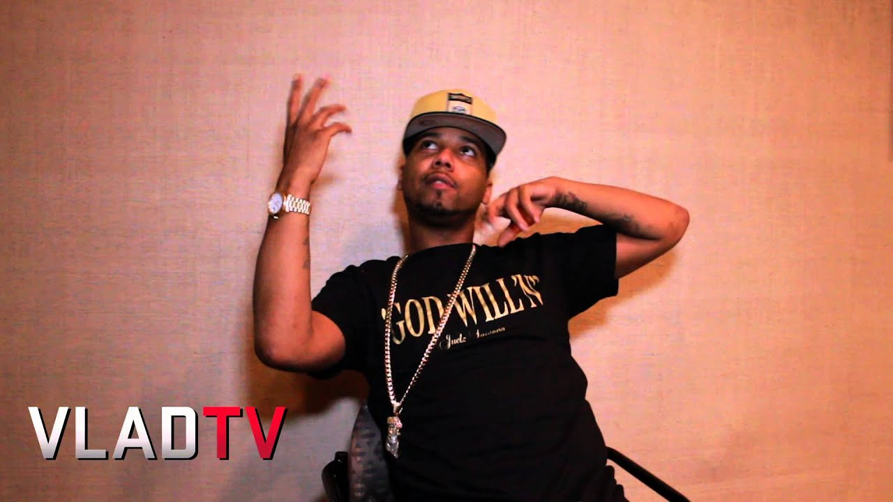 Juelz Santana on Relationship With Cam'ron After Label Deal - YouTube