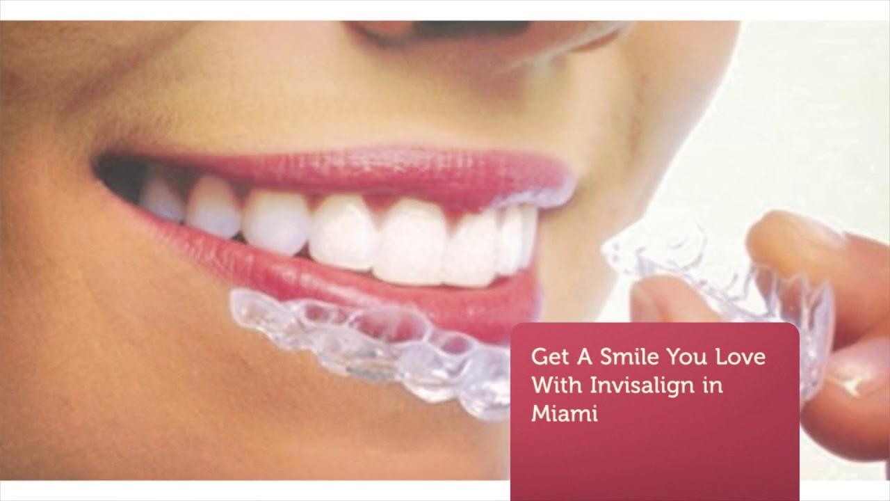 Invisalign in Miami : Mancia Orthodontics