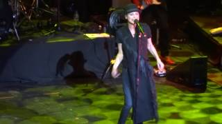 Lisa Stansfield - Picket fence - Gran Rex - Bs. As. - Argentina - 26/09/2016