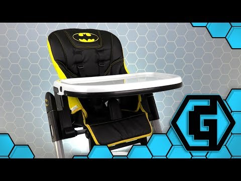 The Geekery View – KidsEmbrace Deluxe Batman High Chair
