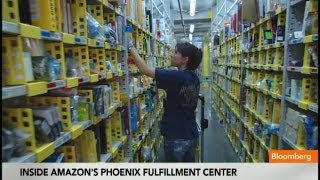 Behind The Scenes Of Cyber Monday At Amazon