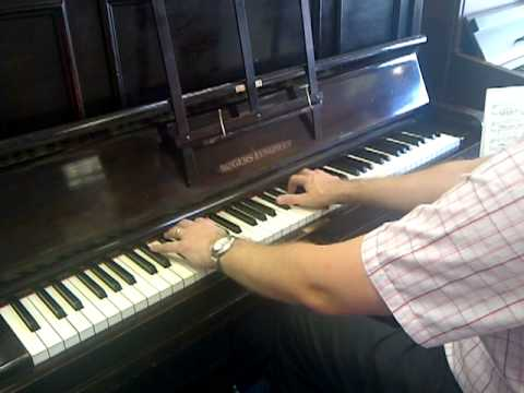 rogers eungblut upright piano for sale youtube. Black Bedroom Furniture Sets. Home Design Ideas
