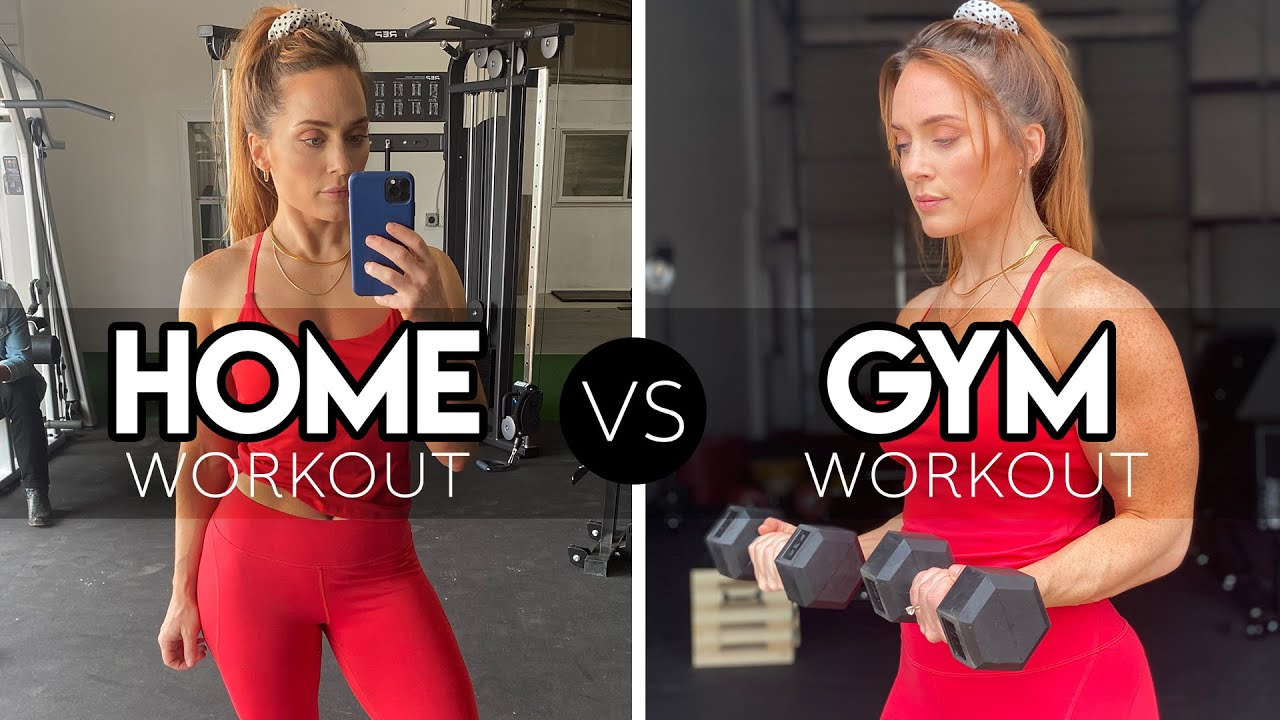 TURNING 8 EXERCISES INTO BODYWEIGHT ONLY | How to Substitute Exercises at Home + Stick to Your GOALS