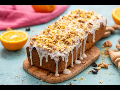 Gluten Free Walnut Cranberry Bread • That Will Surprise You!