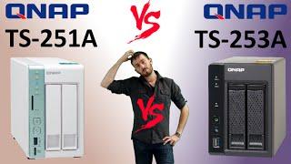 The QNAP TS-251A versus The QNAP TS-253A - 4 Bay QNAP A Series NAS Faceoff