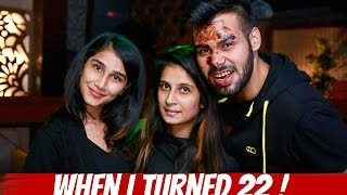 #Vlog82 When I was Too Much Drunk On My Birthday !
