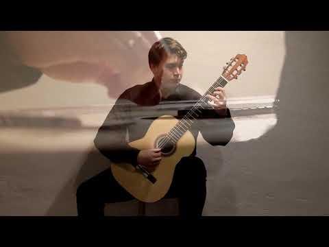 Patrik Kleemola plays Fandanguillo (Suite castellana) by Moreno-Torroba