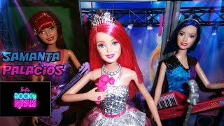 Barbie Campamento Pop Muñeca Courtney / Barbie in Rock`n Royals Courtney Doll
