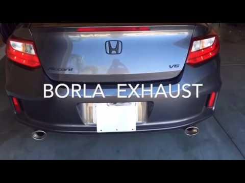 2015 honda accord exhaust view all