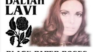 Daliah Lavi - Black Paper Roses (Drei schwarze Rosen)