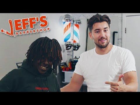 SoundCloud Rapper Cuts all his Hair Off | Jeff's Barbershop