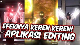 TIKTOK TRENDING TRICK! 7 APLIKASI EDITING VIDEO KEREN TIKTOK #FYP screenshot 4