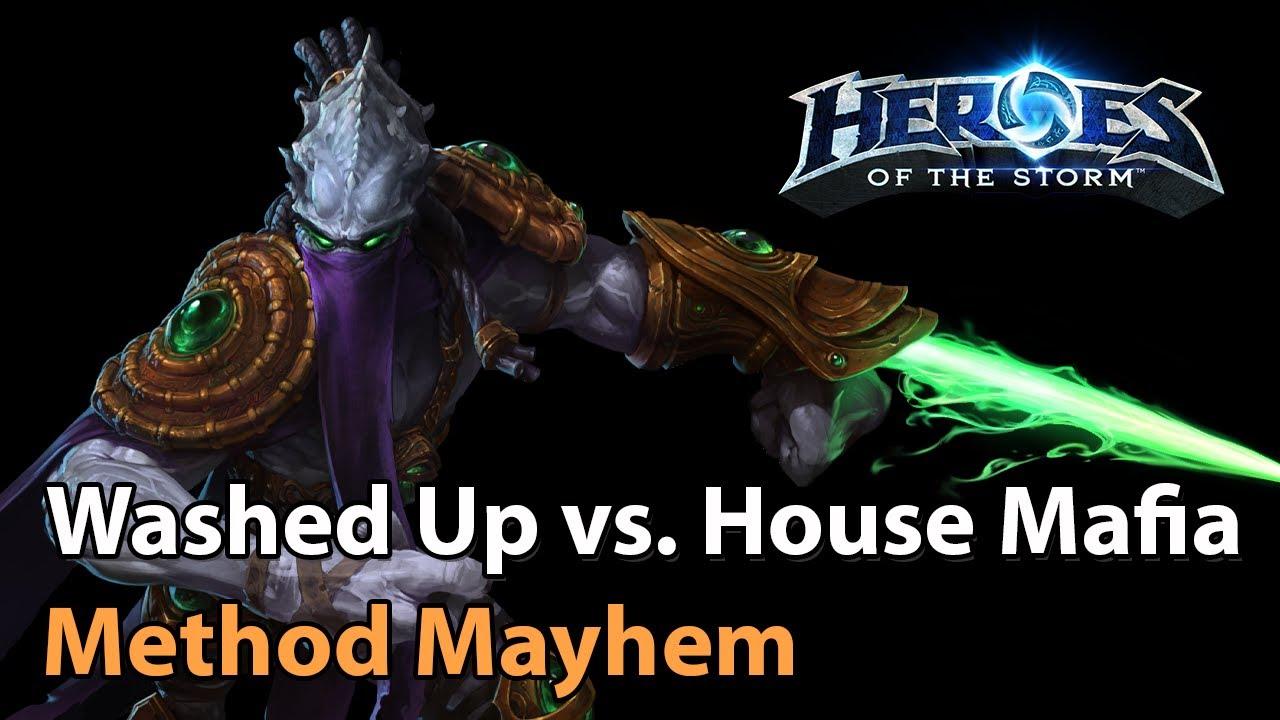 ► Washed Up vs. Swedish House Mafia - Method Mayhem Monthly Final - Heroes of the Storm Esports