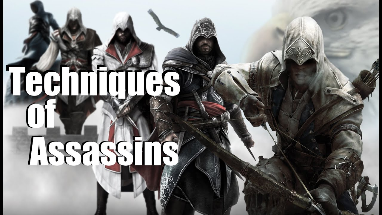 Real Life Assassins Creed Takedowns Techniques Of Assassins By