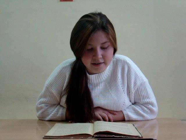 Изображение предпросмотра прочтения – МарияСмирнова читает произведение «Ася» И.С.Тургенева