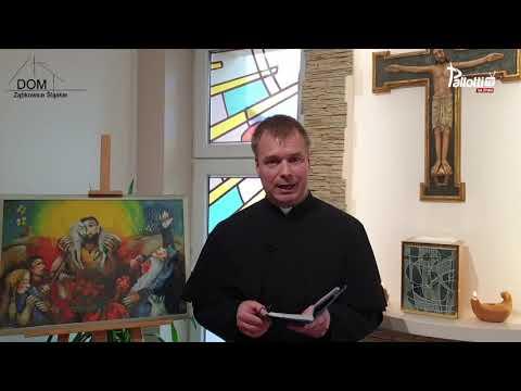 Pallotyński komentarz // ks. Marek Chmielniak SAC // 05.11.2020 //