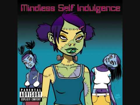 Mindless Self Indulgence- Planet Of The Apes #23