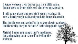 Romantic rap lyrics