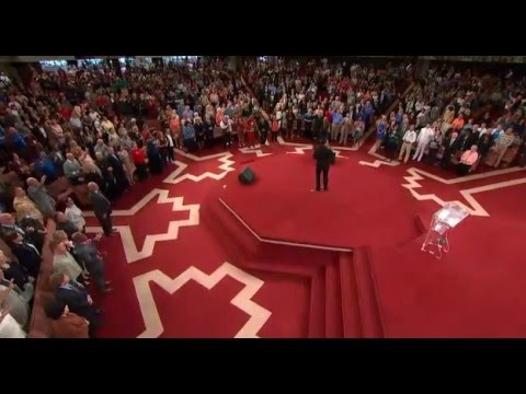 Randy Knaps - Jesus What a Beautiful Name / What A Mighty God that we Serve