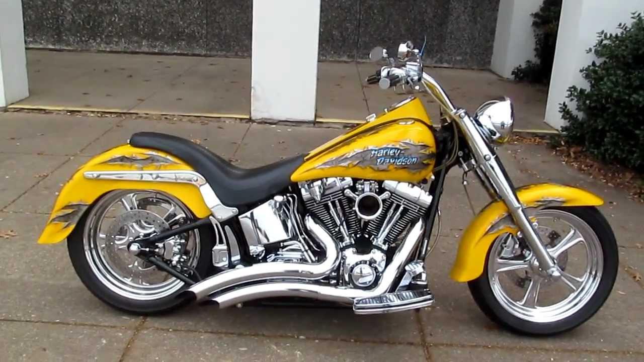 2000 Harley-davidson Fatboy Flstf