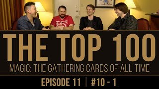 The Top 10 Magic: The Gathering Cards of All Time