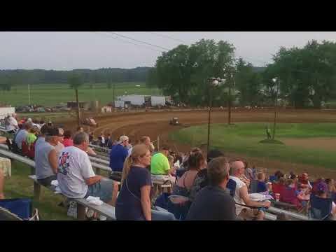 Sprint Car B Main Paragon Speedway