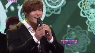 kim jong kook haha 2011 sbs 연예대상 special stage december rosa