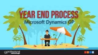 Year End Process for Microsoft Dynamics GP 2016