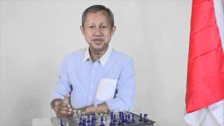 krishnamurti - punya mindset seperti bermain catur