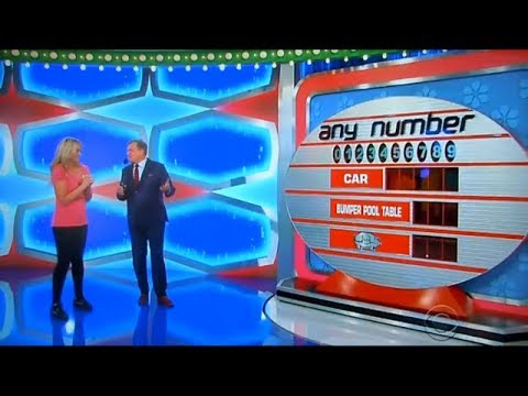 The Price is Right - Any Number - 6/19/2018