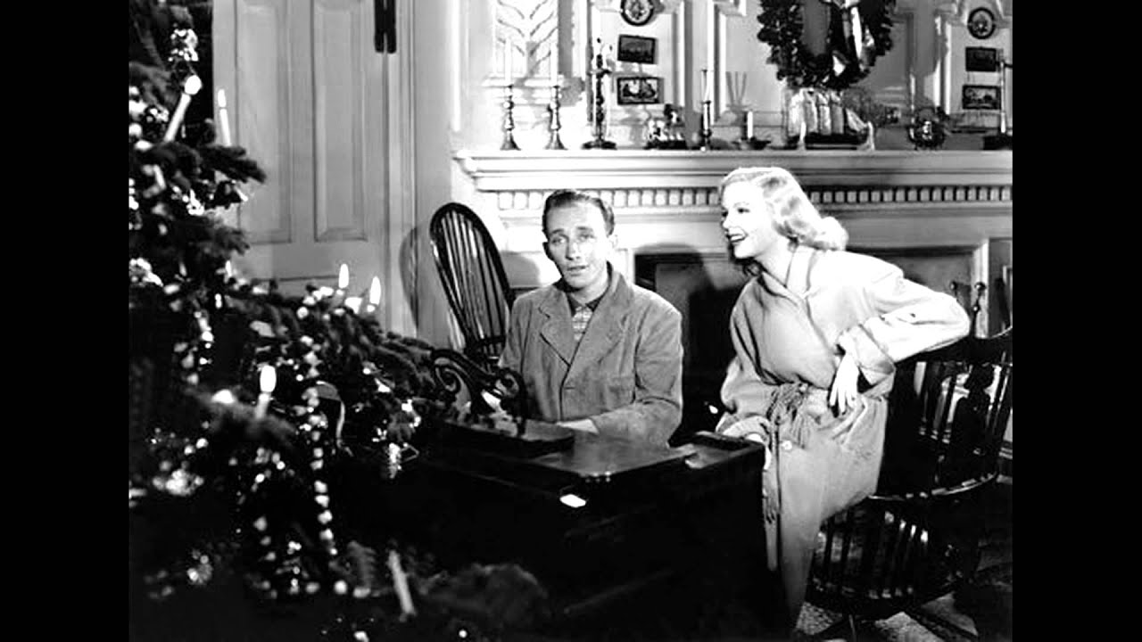 white christmas by bing crosby from the 1942 movie holiday inn youtube