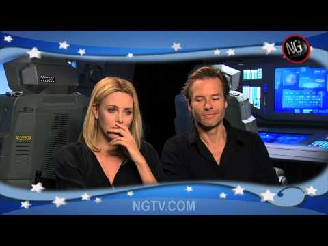 Prometheus Uncensored with Charlize Theron, Michael Fassbender & Ridley Scott
