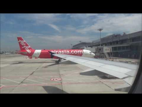 Indonesia AirAsia : Jakarta to Singapore (QZ 264)