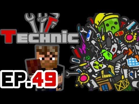 Technic | Rubber Machine Room | Ep.49