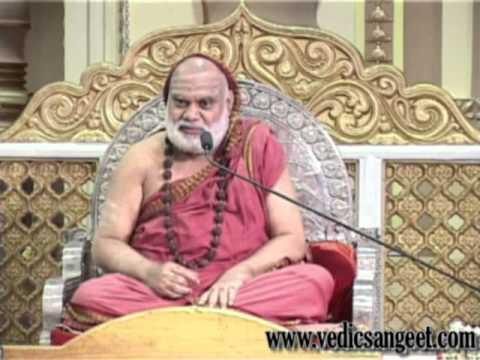 Acharya speaks about Sama Veda