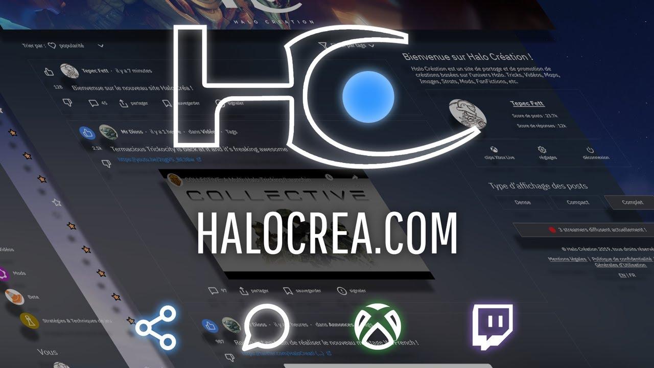 Halocrea.com -  Le futur de Halo est déjà là !