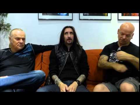 """URIAH HEEP Interview  / """"Outsider"""" - Tour (2014)"""