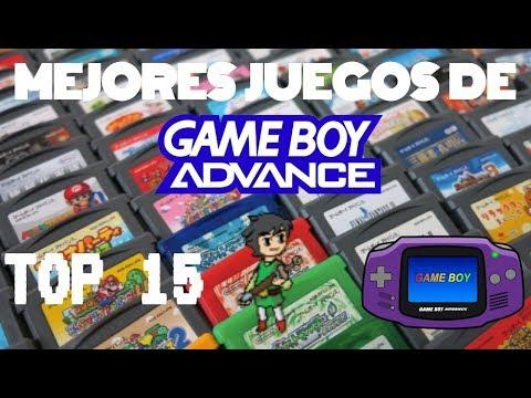 Top 15 Mejores Juegos De La Gameboy Advance Gba Feralbafica