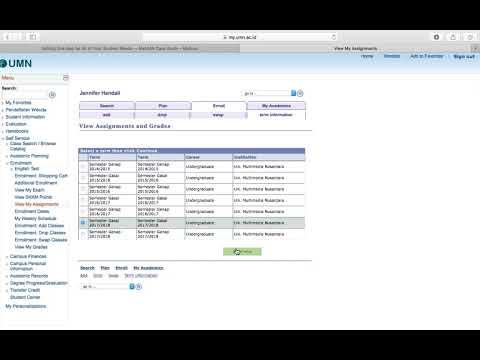 Umn Academic Calendar.One App For All Of Your Student Needs Myumn Case Study