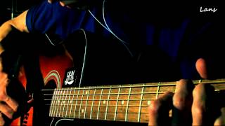 Есенин - Заметался пожар голубой (acoustic cover)