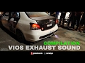 Toyota Vios Exhaust Sound Compilation - XO AutoSport Street Style in Malaysia