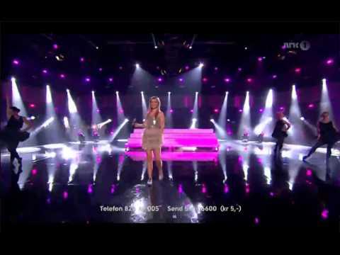 HD Eurovision 2012 NORWAY MGP Semifinal 2 · 05) Malin - Crush