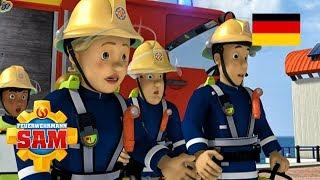 Feuerwehrmann Sam Deutsch Neue Folgen | Der Dreibeinlauf - Wettbewerb in Pontypandy Kinderfilm