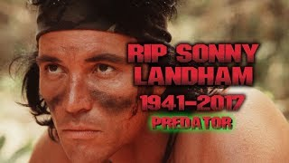 RIP Predator actor Sonny Landham aka Billy Sole