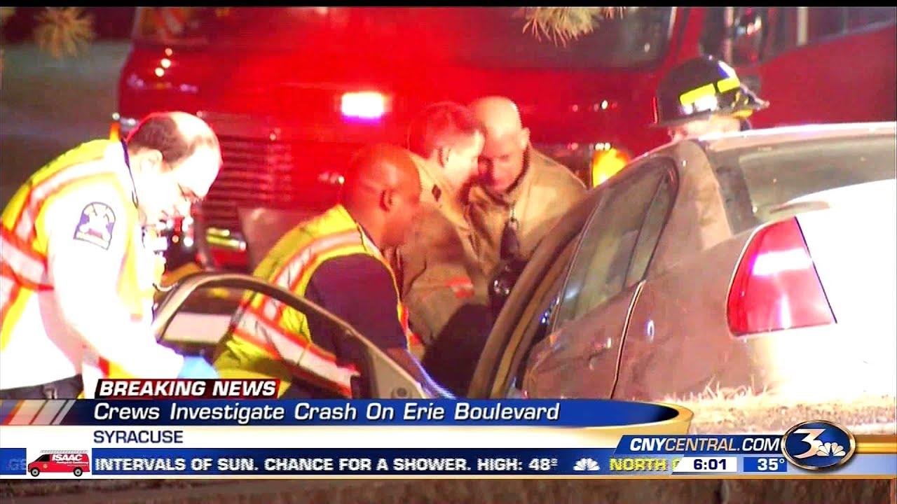 Brandon Roth Live At Serious Car Crash in Syracuse 3 7 16